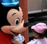 Kids at Disney